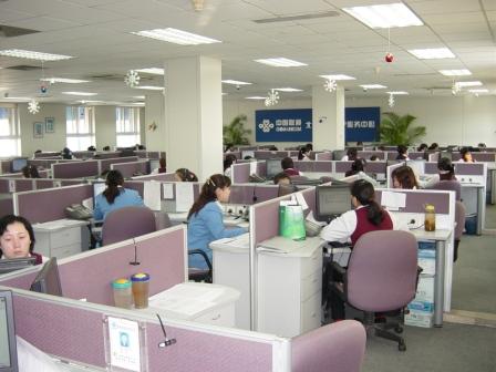 hollycrm领跑呼叫中心市场,再次扩容北京联通客服中心图片